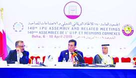 Preparatory session, Inter-Parliamentary Union