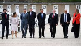 G7 urges greater role for women in peace processes