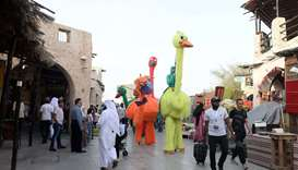Souq Waqif April Festival