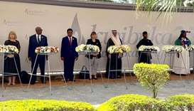 Qatar takes part in Rwanda genocide commemoration
