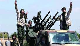 Eastern Libyan forces conduct air strikes on Tripoli as UN fails to reach truce
