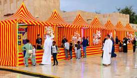 Souq Al Wakrah April Festival