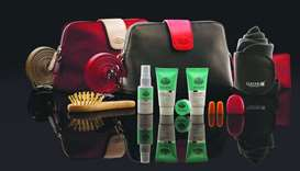 BRIC's amenity kits enhance Qatar Airways' experience