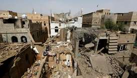 Blast in rebel-held Yemen capital killed 14 schoolchildren: UN
