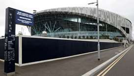 Spurs cut non-playing staff wages as Levy pockets £7mn
