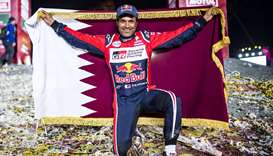 Qatar's three-time Dakar champion Nasser Saleh al-Attiyah says it is important for all Qataris and r