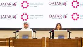Qatar Airways press conference