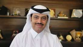 Sheikh Dr Mohamed bin Hamad al-Thani, director of Public Health, MoPH.
