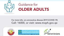 MoPH issues guidelines for older adults in view of the Covid-19 outbreak