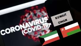 Kuwait records 93 new coronavirus cases; Oman reports 111