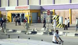 Industrial Area workers well looked after: MoI