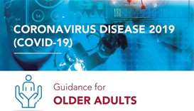 MoPH issues Covid-19 guidelines for older adults