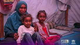 Qatari humanitarian organisation pledges $43mn to UNHCR Refugee Zakat Fund