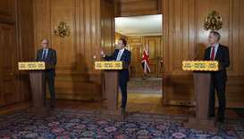 UK press conference
