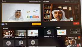 Student Affairs Sector at QU organises its annual gathering via Microsoft Teams
