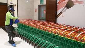 LuLu Hypermarket takes steps to ensure safety of shoppers