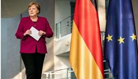Merkel faces growing criticism over German virus strategy