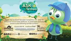 Tarsheed programmes promote sustainability