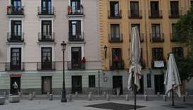 Spain's Covid daily death toll drops, cabinet debates lockdown easing