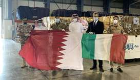 Fight against Covid-19 hasn't stopped Qatar from lending helping hand to other nations: official