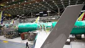 Boeing to cut staff, plane output after big Q1 loss