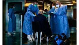 Global cases near 1mn as Spain sees record deaths