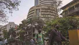 India equities fall for seventh week; rupee weakens further