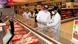 Inspections and awareness drives have been carried out at various food establishments in these place