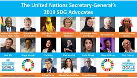SDG advocates voice solidarity with Covid-19 victims