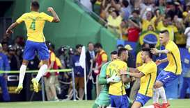 Brazil won their first Olympic gold in football at the 2016 Rio Olympic Games.