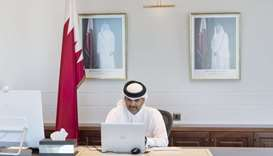 PM participates in GCC ministers' meeting