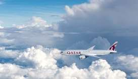 Qatar Airways Cargo transports 50,000,000kg medical supplies, aid relief last month