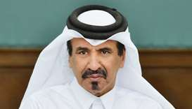 Qatar Chamber first vice-chairman and Education Committee chairperson Mohamed bin Towar al-Kuwari.