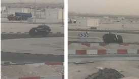Stunt driver referred to Public Prosecution in Al Sailiya