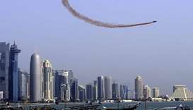 Qatar real GDP edges down in Q4 on hydrocarbons, manufacturing: PSA