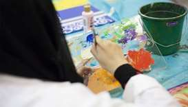 VCUarts Qatar launches online art therapy course