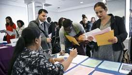 US jobless claims top 6mn for second straight week