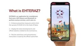 Ehteraz, new app to be launched soon to help enhance preventive measures against Covid-19