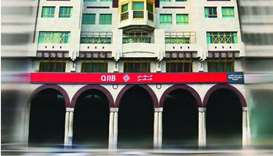 QIIB headquarters at Grand Hamad Street