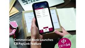 Commercial Bank launches CB PayLink