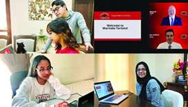 Carnegie Mellon Qatar holds online welcome for Class of 2025