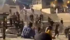 Four Palestinians injured in clashes in Jerusalem