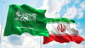 saudi-and-iran-flags