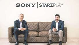 Sony Televisions to come with Starzplay