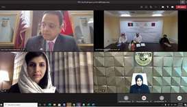 QFFD, Digital Citizen Fund join hands to empower Afghan women