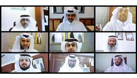 Energy minister chairs the annual Kahramaa meeting