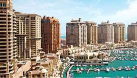 The total housing stock in Qatar stood at 304,715 units with the addition of 1,700 apartments and vi
