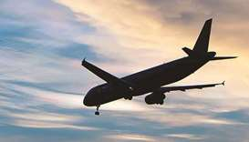The global aviation industry has set a climate target of cutting emissions to 50% of 2005 levels by
