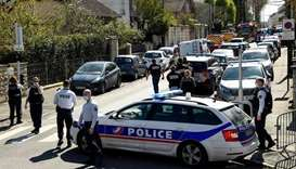 Attacker fatally stabs police administrative worker near Paris