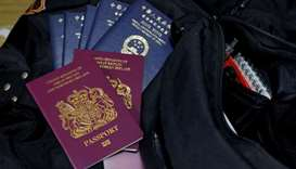 British National Overseas passports (BNO) and Hong Kong Special Administrative Region of the People'